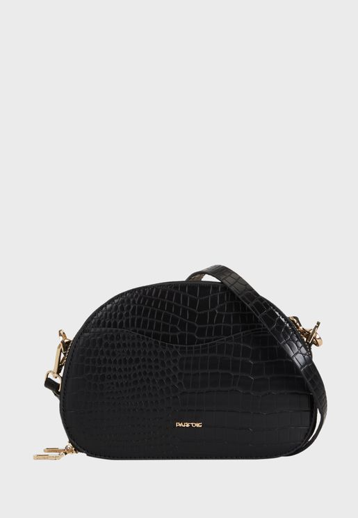 Johnny Croc Pattern Crossbody