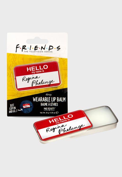 Warner Friends Wearable Lip Balm - 12Pc