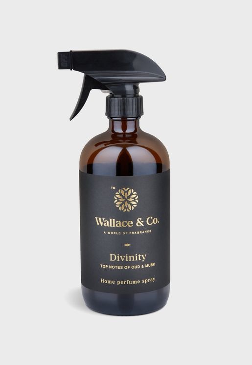 Amber & Oudh Divinity Room Spray 500Ml