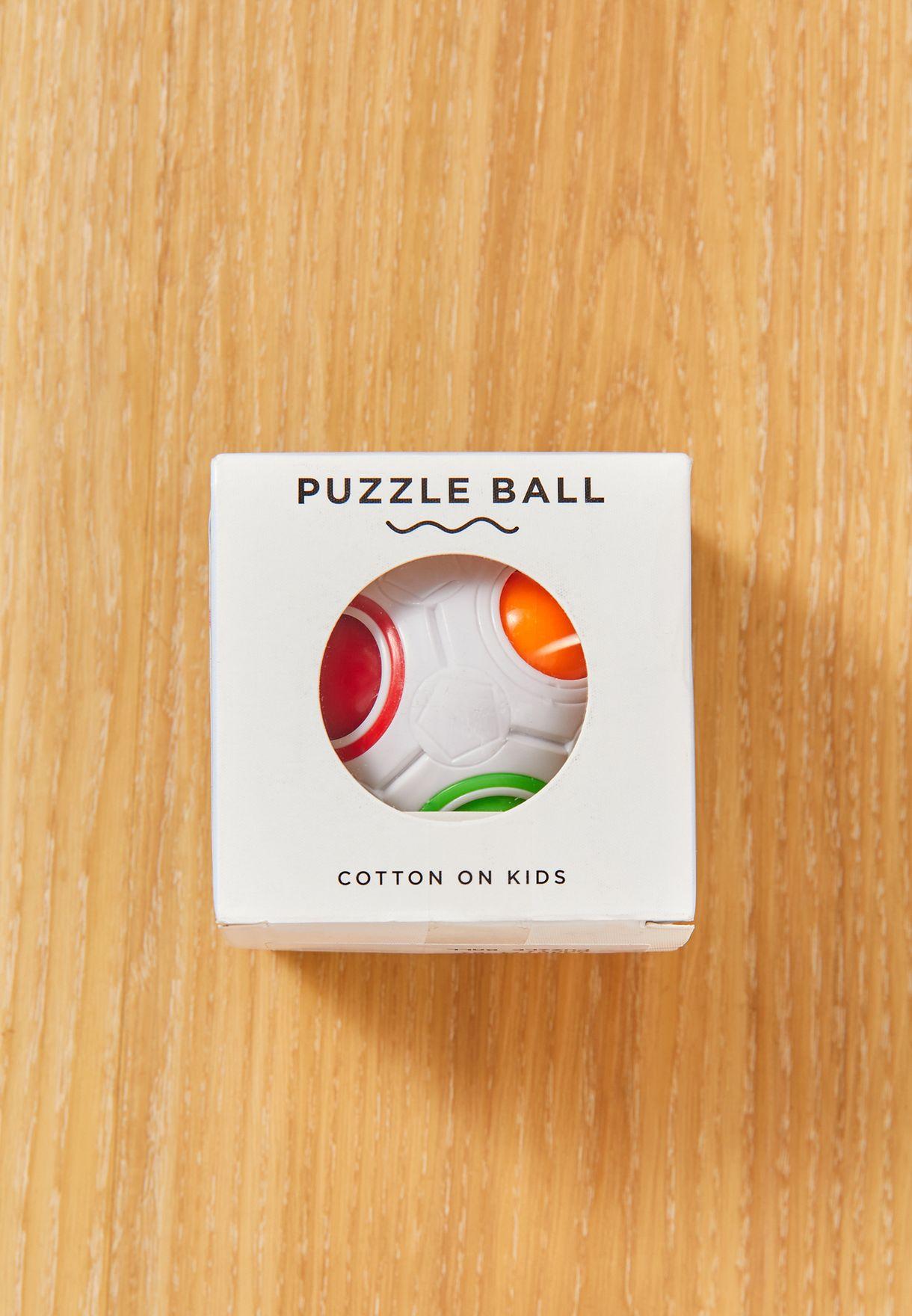 كرة لعبة تركيب