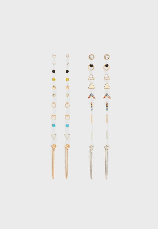 Multipack Landweg Earrings