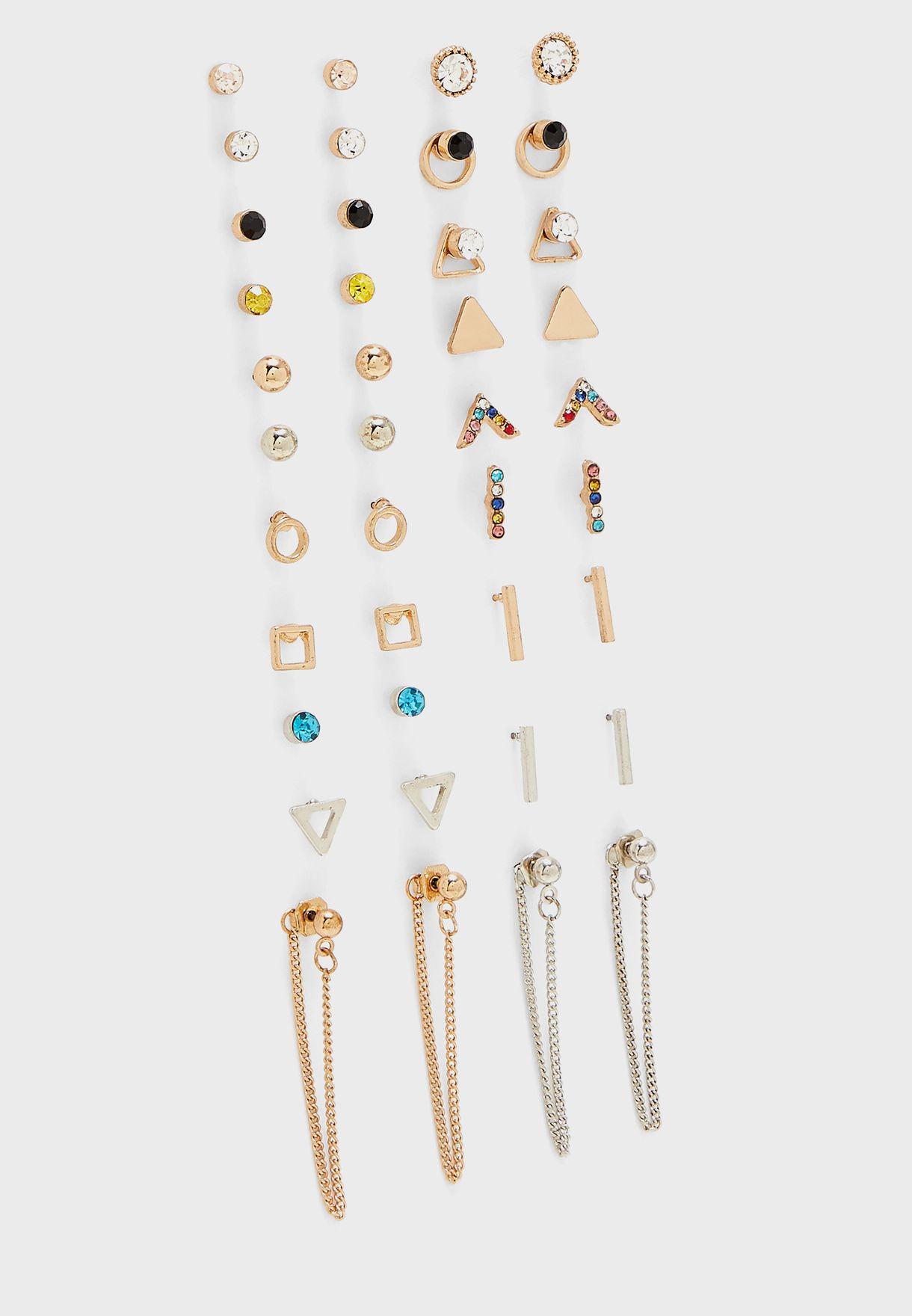 Multipack Landweg Earrings