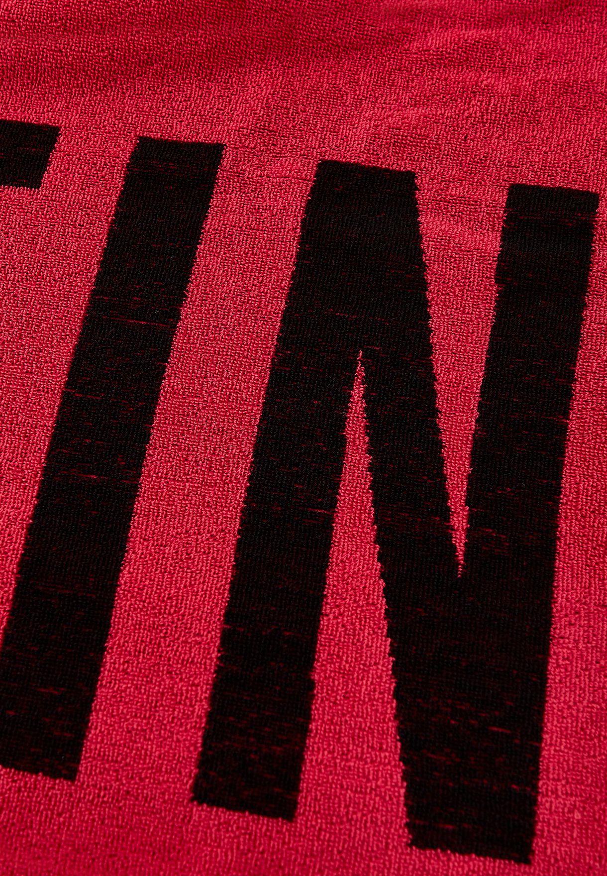 Large Logo Towel