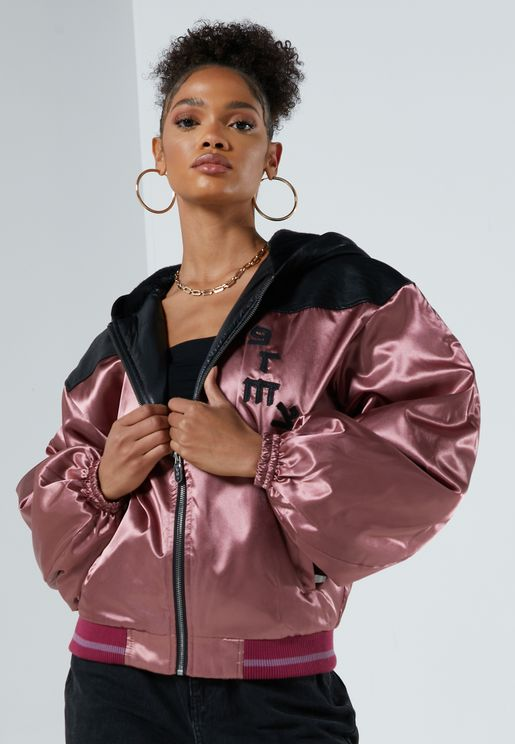 Call Of Yore Bomber Jacket