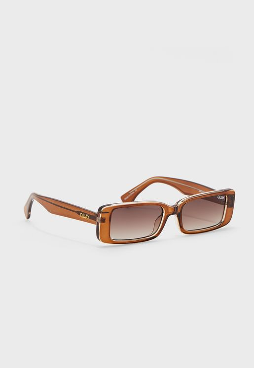 Rectangular Shape Sunglasses