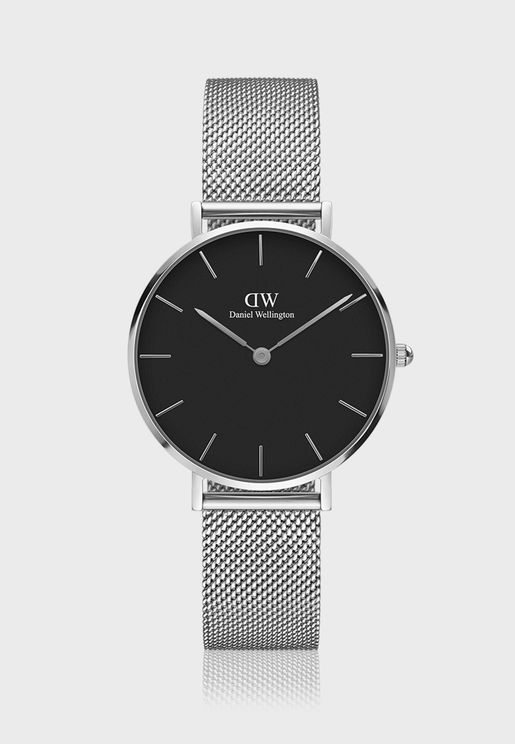 Classic Petite Sterling Analog Watch