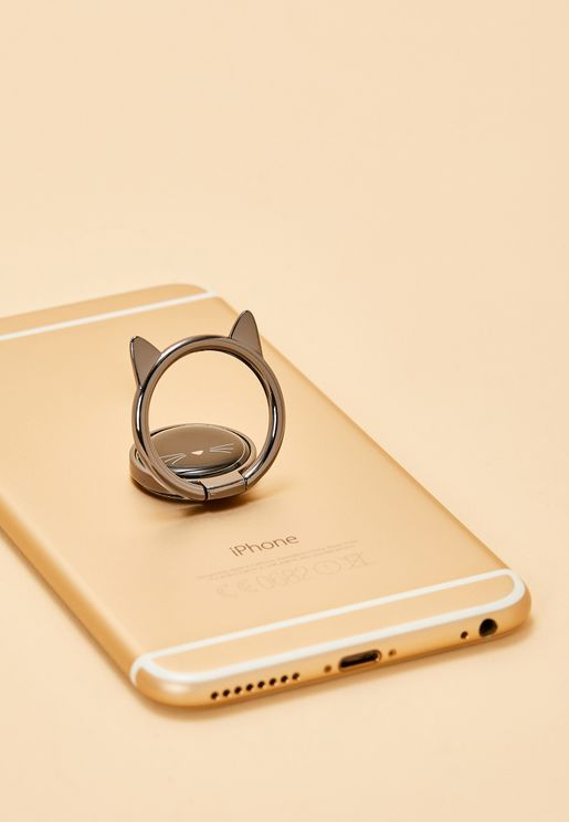 Cat Phone Ring