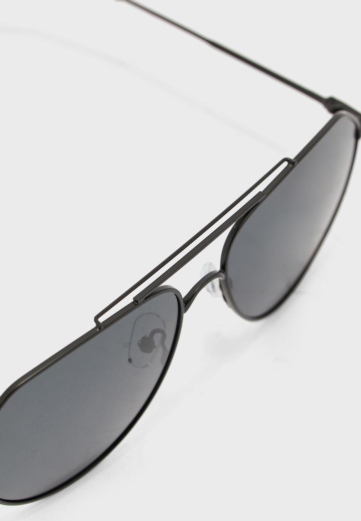 نظارة شمسية افييايتور بأذرع رفيعة