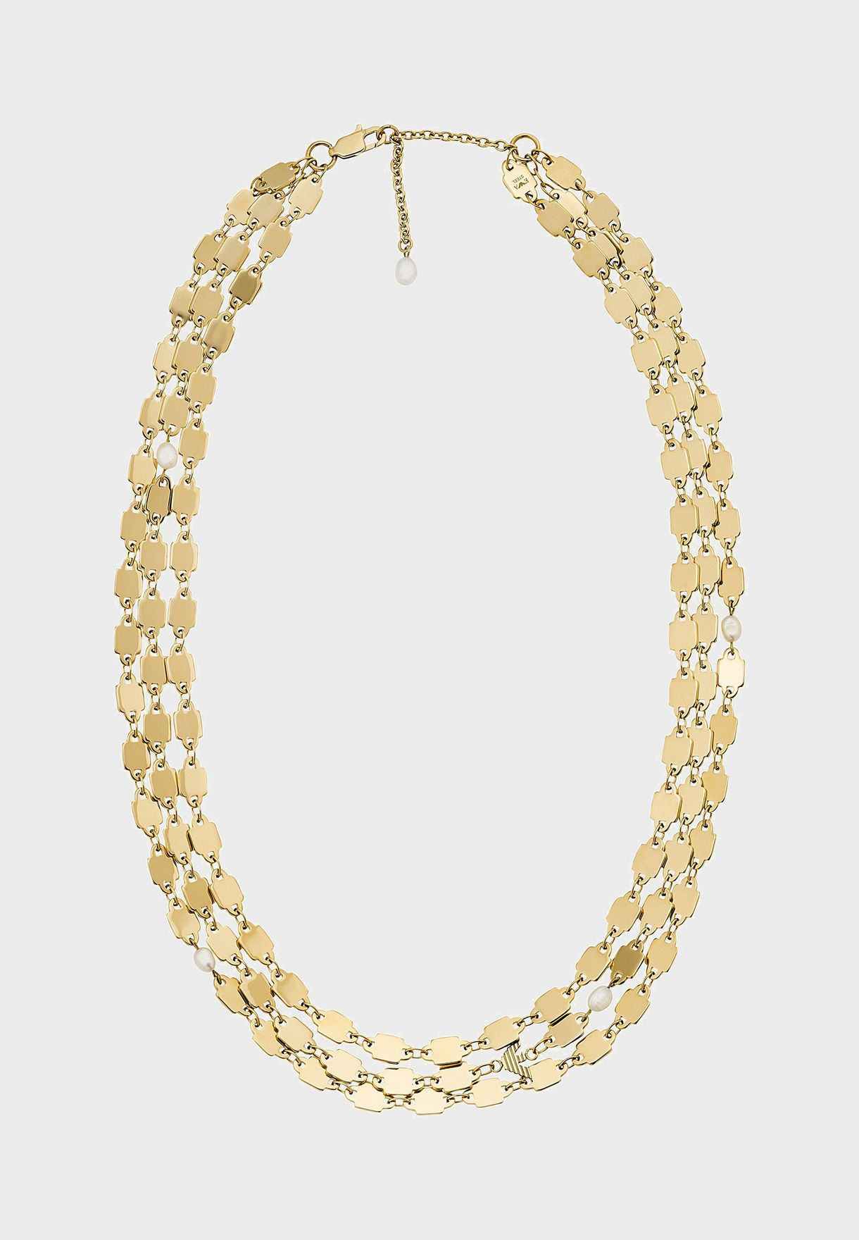 EGS2701710 Multi Chain Necklace