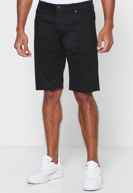 Basic Chinos Shorts