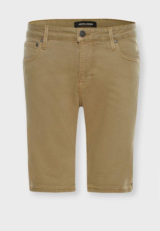 Rick Roll Up Shorts