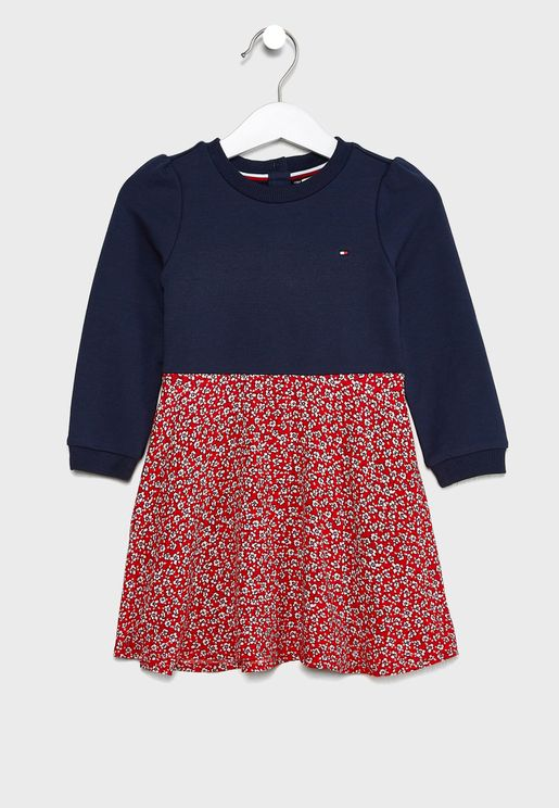 Kids Logo Dress