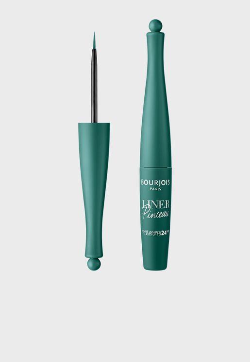 Liner Pinceau Liquid Eyeliner 05 Vert Aquarelle