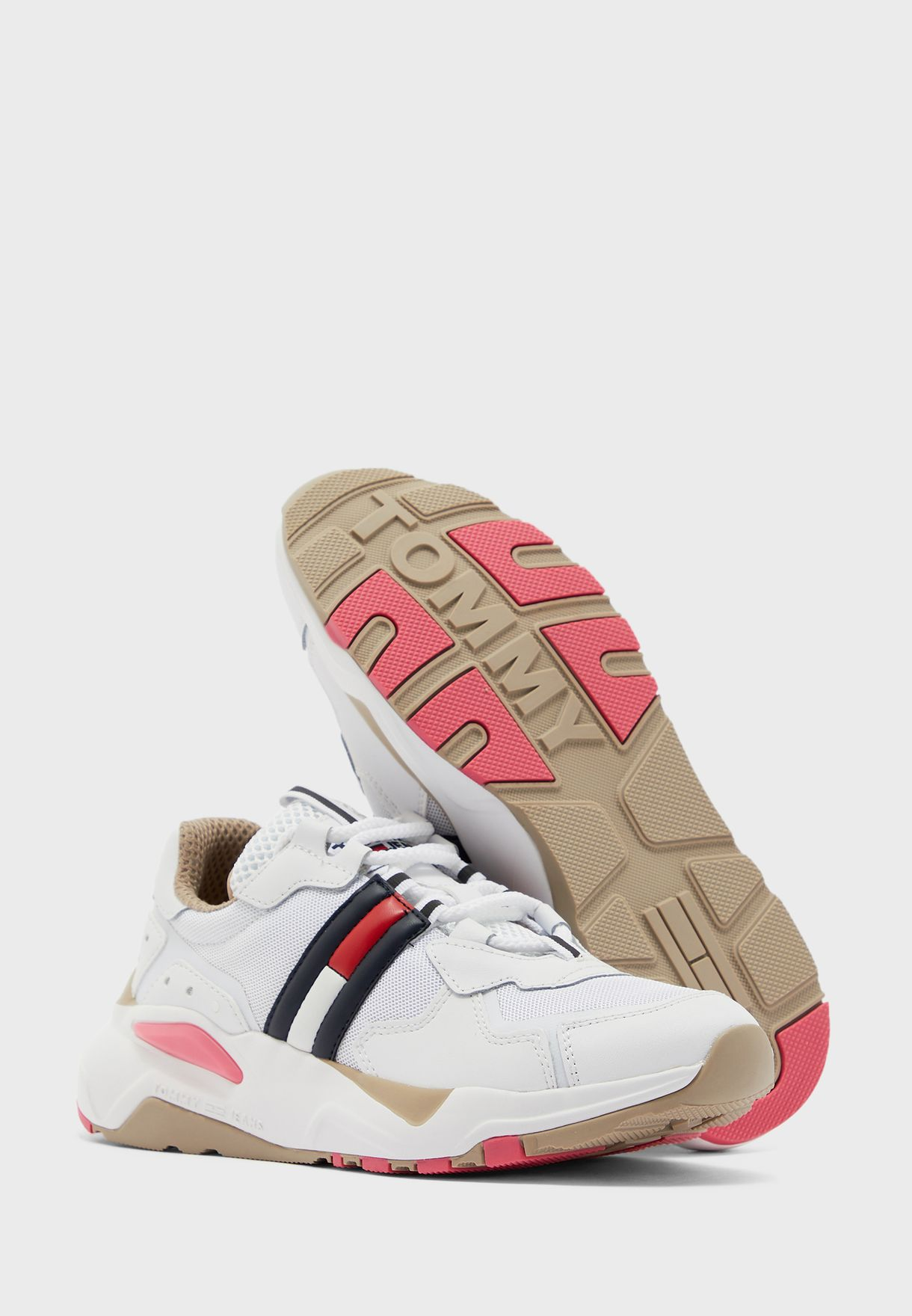 Cool Runner Low-Top Sneaker