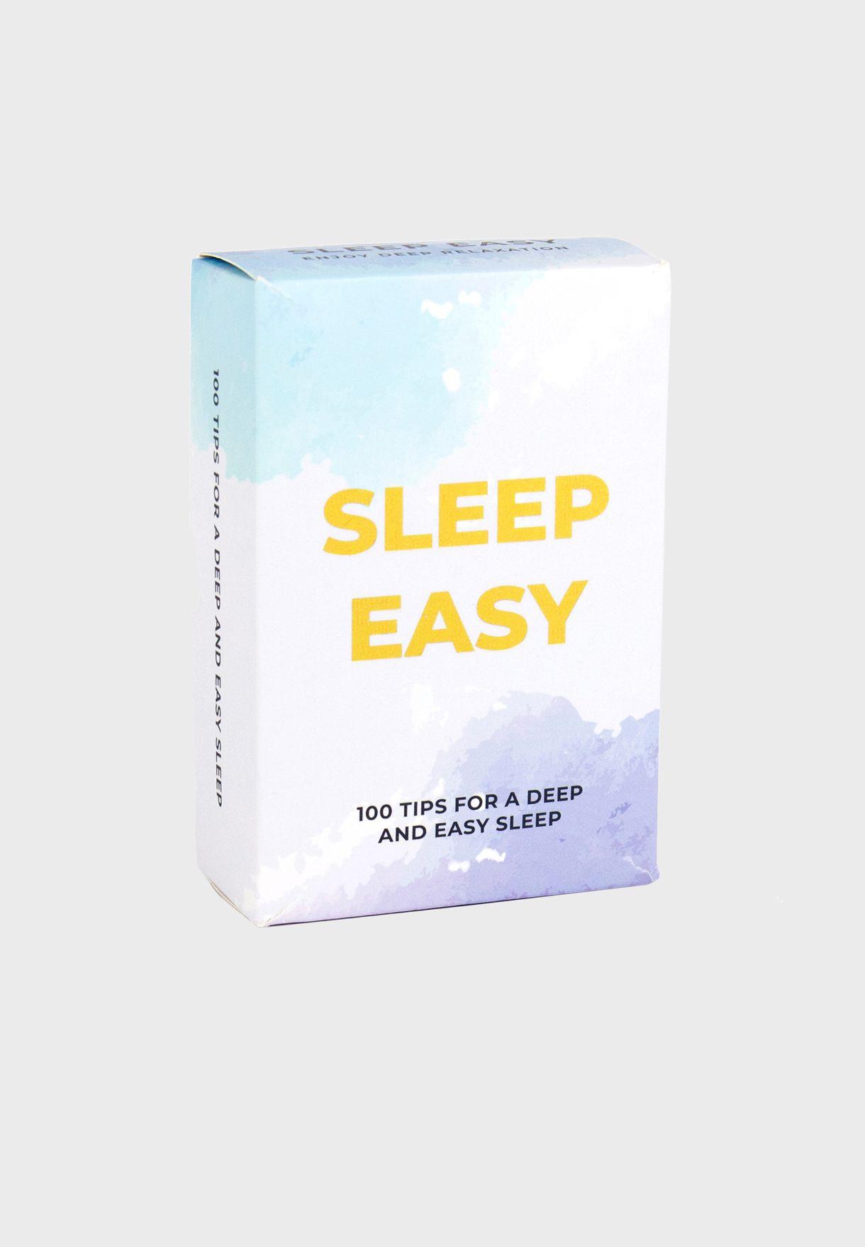 بطاقات النوم