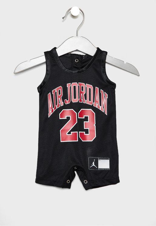 Infant Jordan Romper