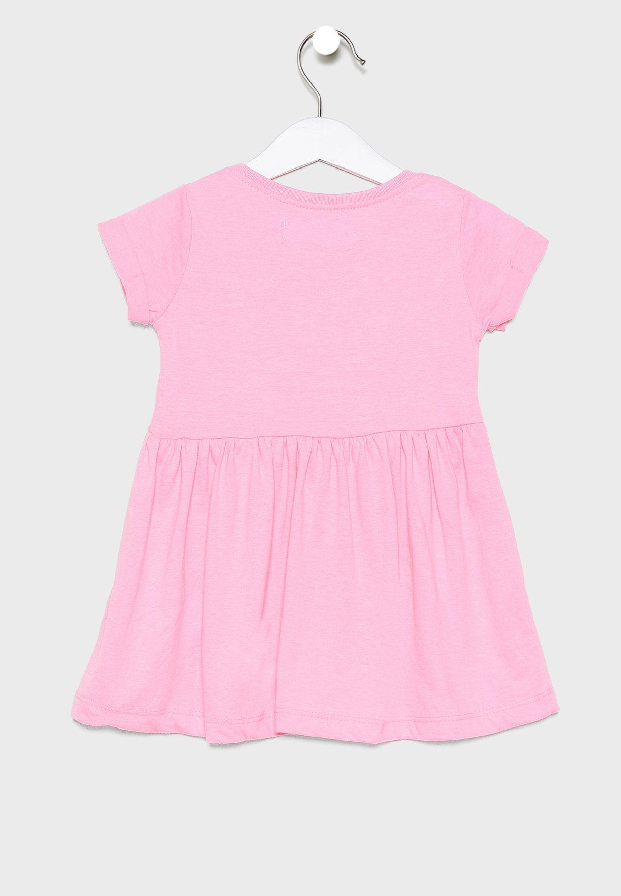 Infant Rainbow Dress