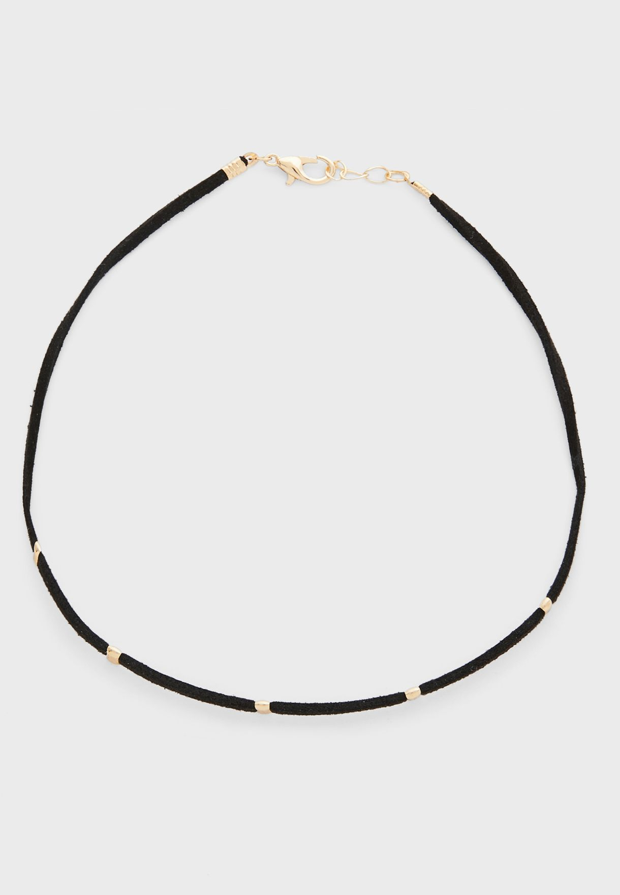 5 Pack Choker Necklaces