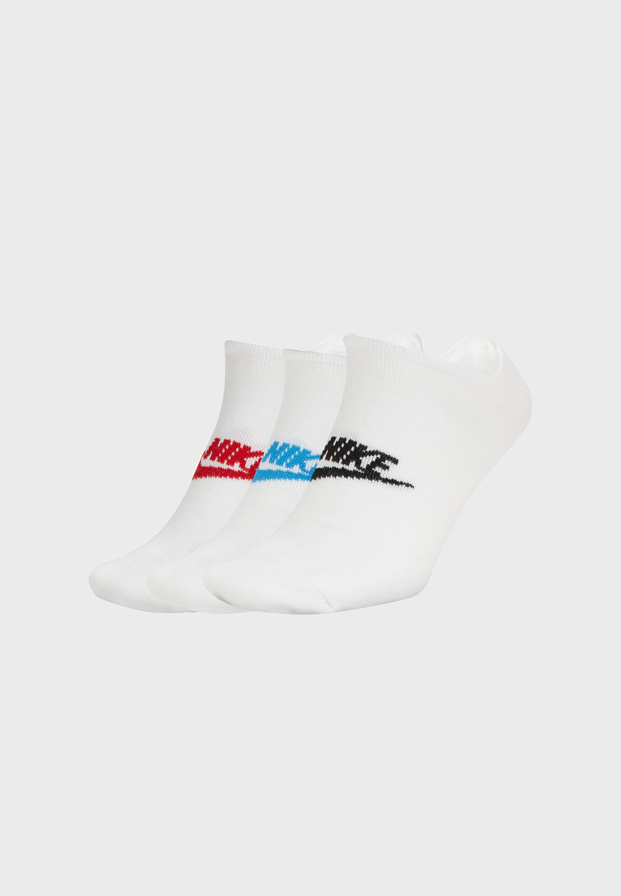 3 Pack NSW Essential No Show Socks