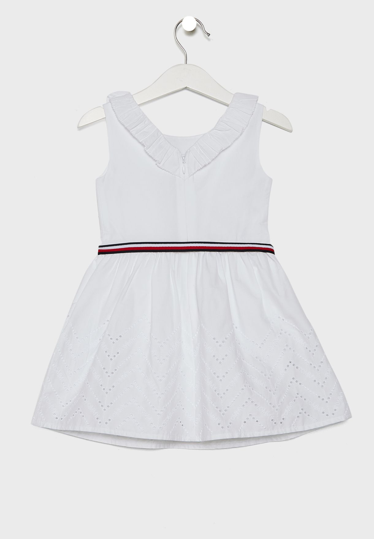 Kids Shiffley Hem Dress