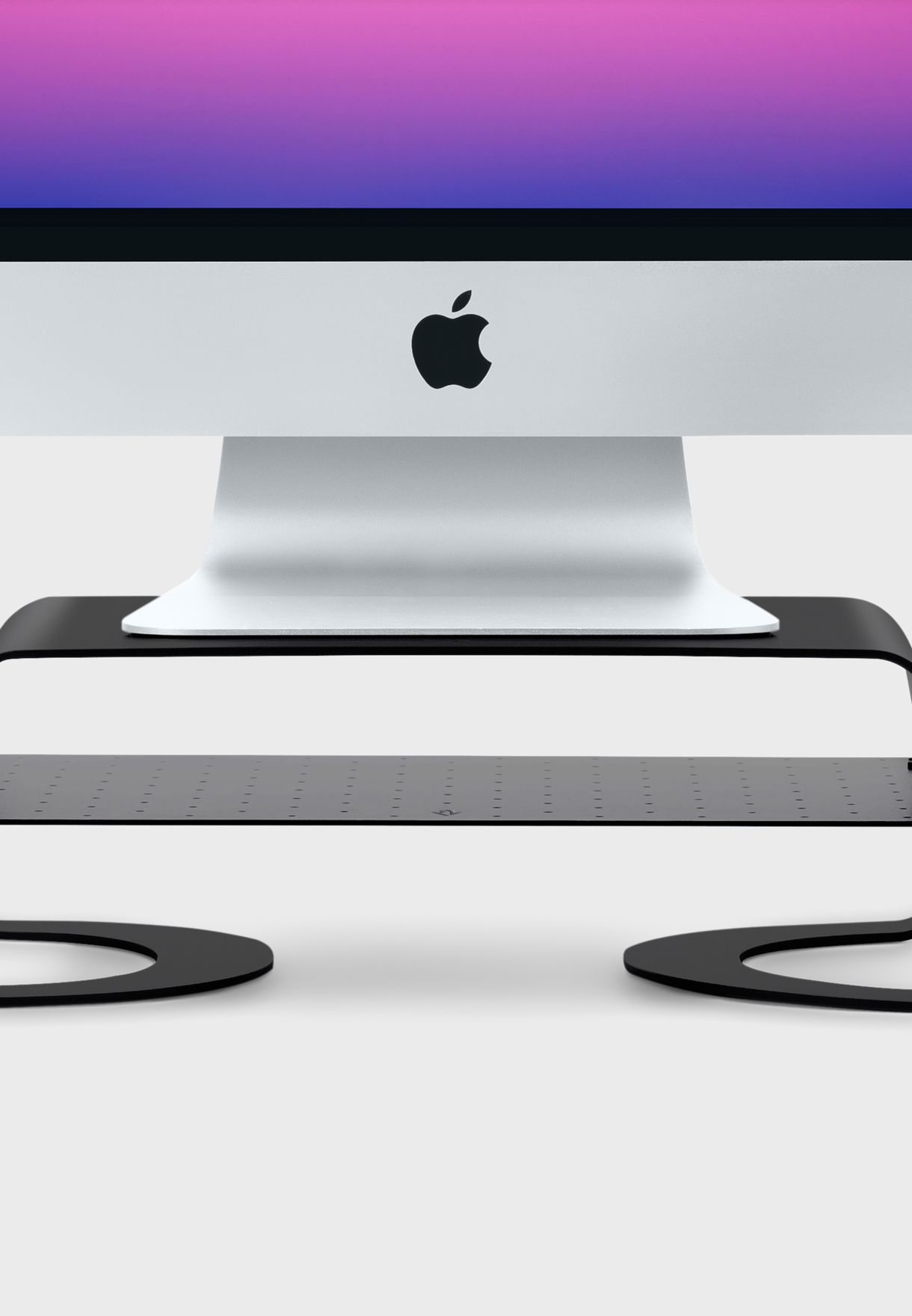 Curve Riser For Imac And Other Monitors