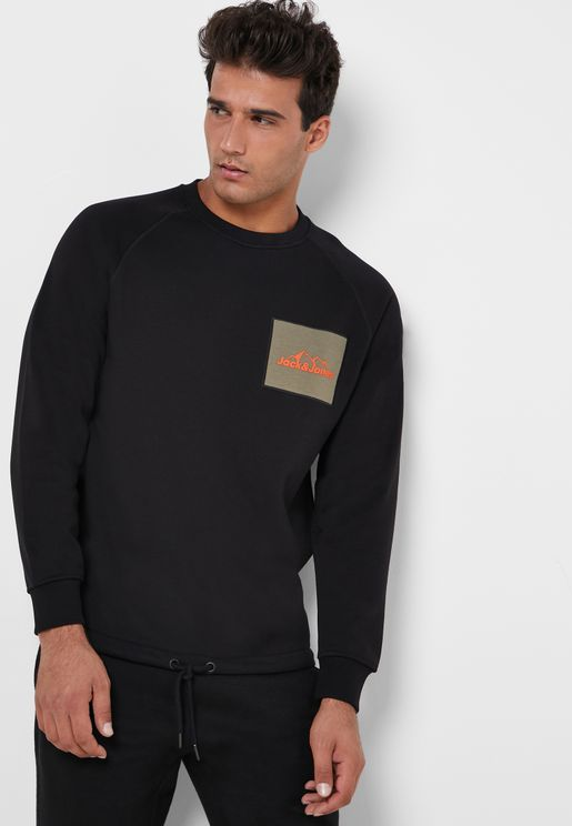 Yukon Oversize Sweatshirt