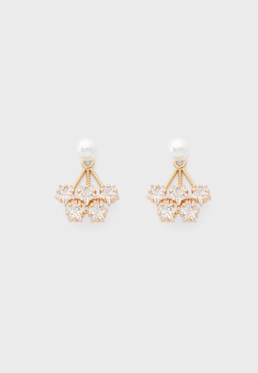 Treclya Drop Earrings