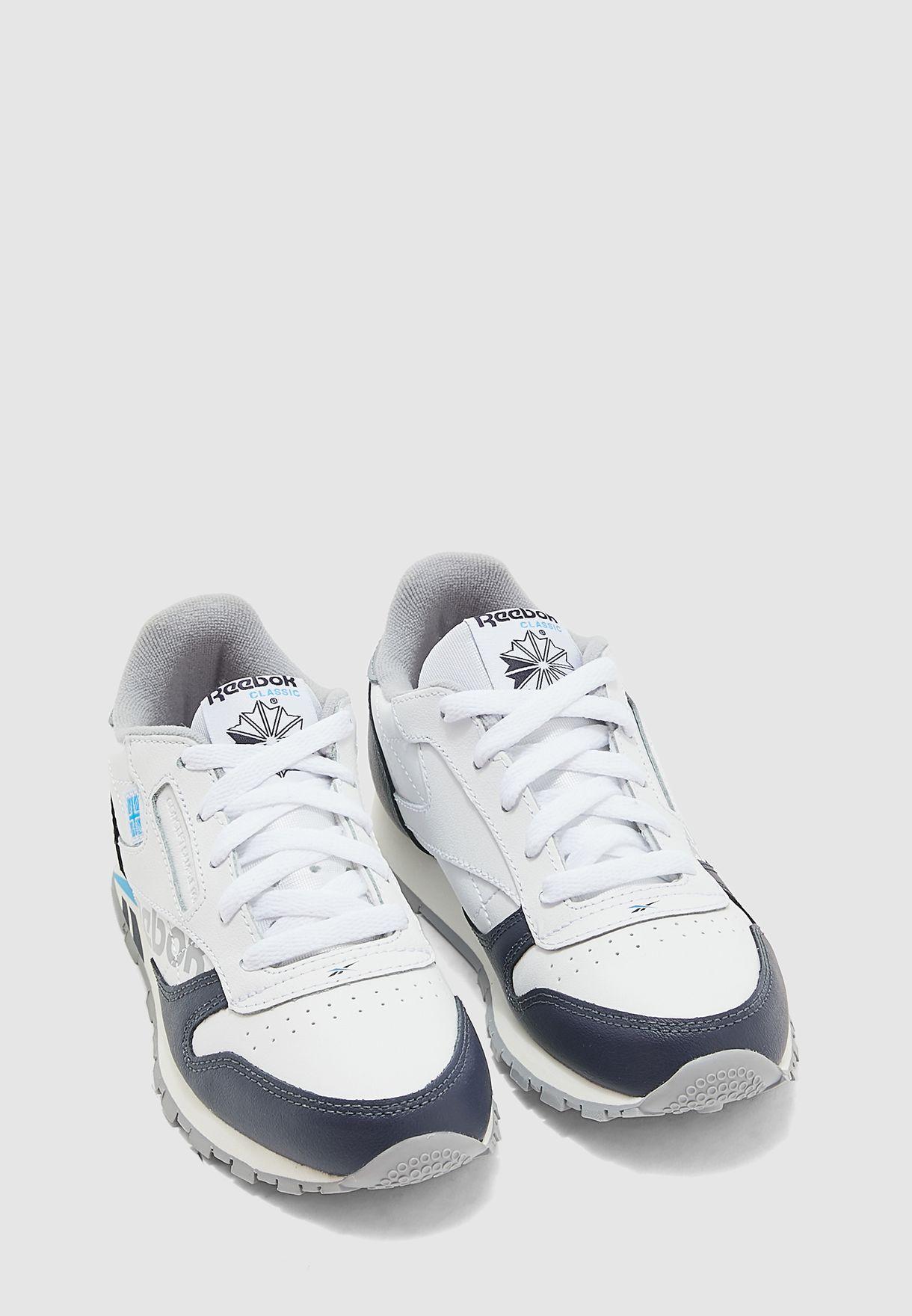 حذاء كلاسيك من الجلد الاصلي
