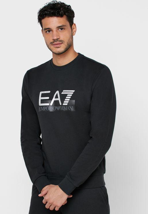 Visibility Logo Sweatshirt