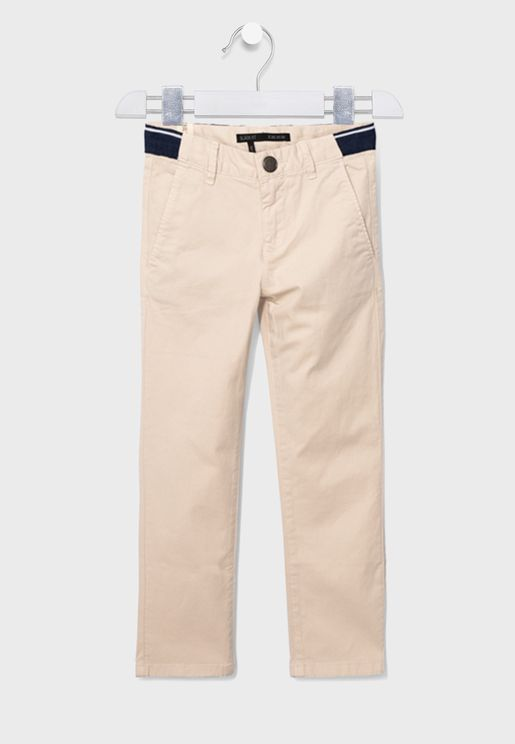 Youth Adjustable waistband Trouser