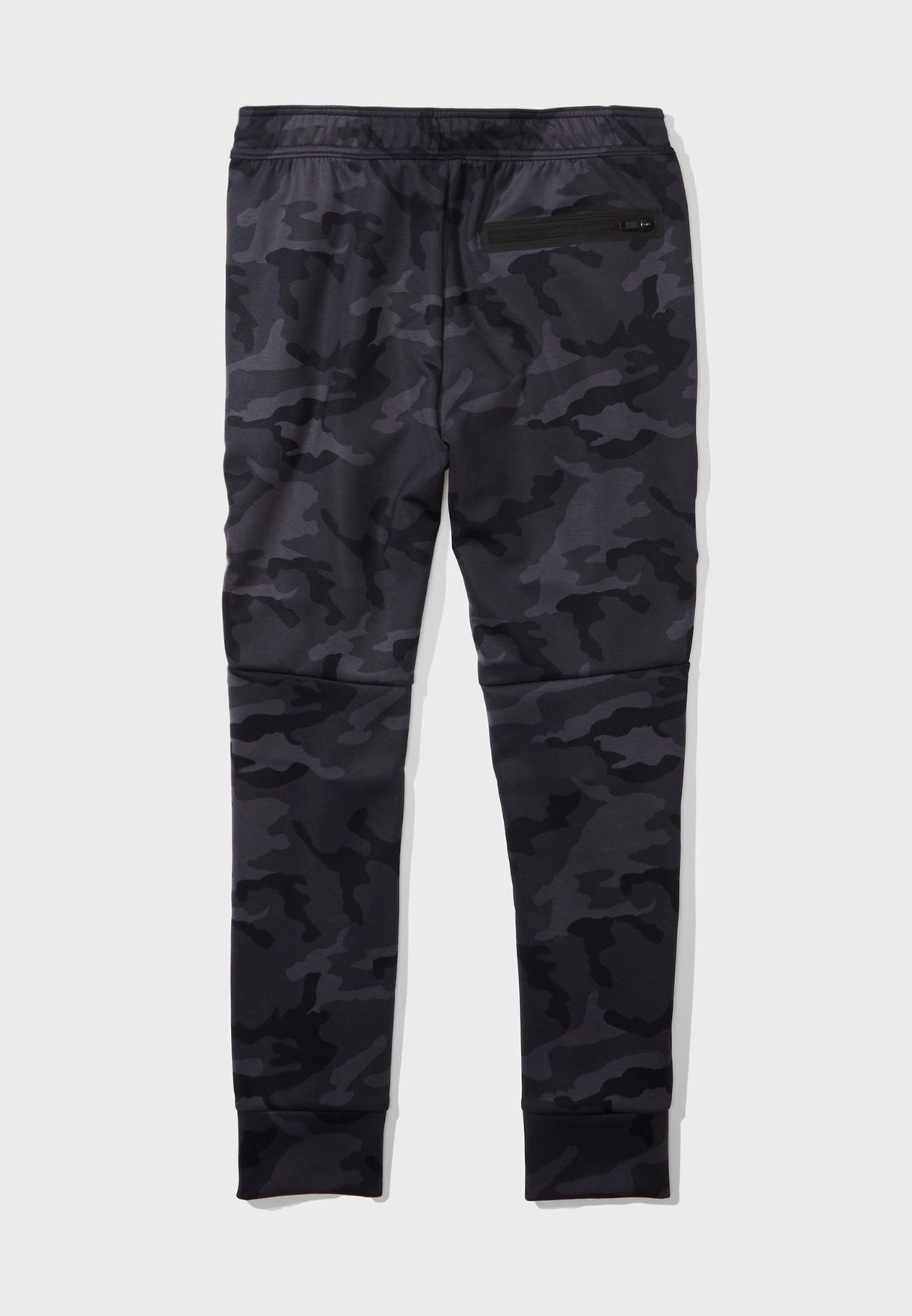 Camo Cuffed Sweatpants