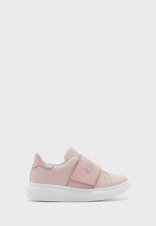 Kids Single Strap Slip On