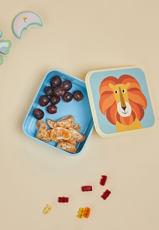 Charlie The Lion Lunch Box