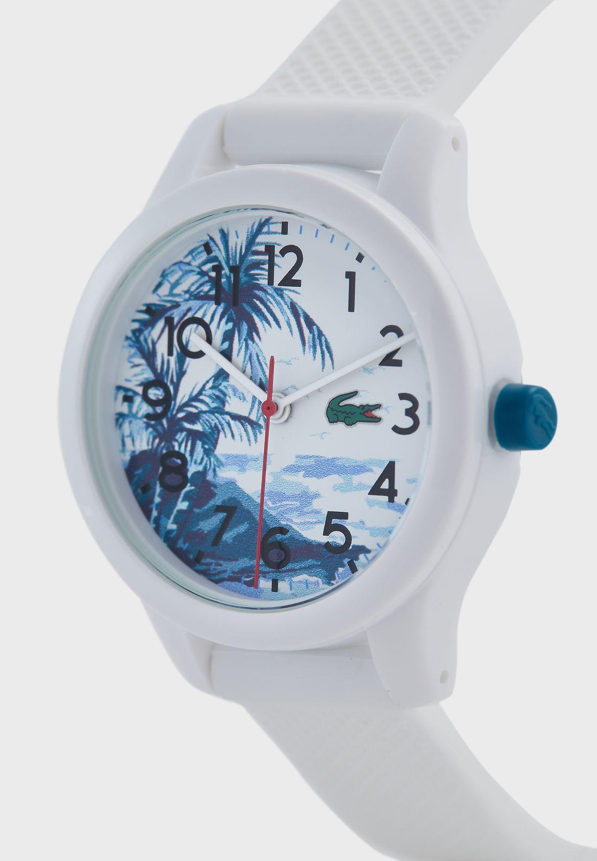 Kids12.12 Hawaii Watch With Petit Piqué Strap