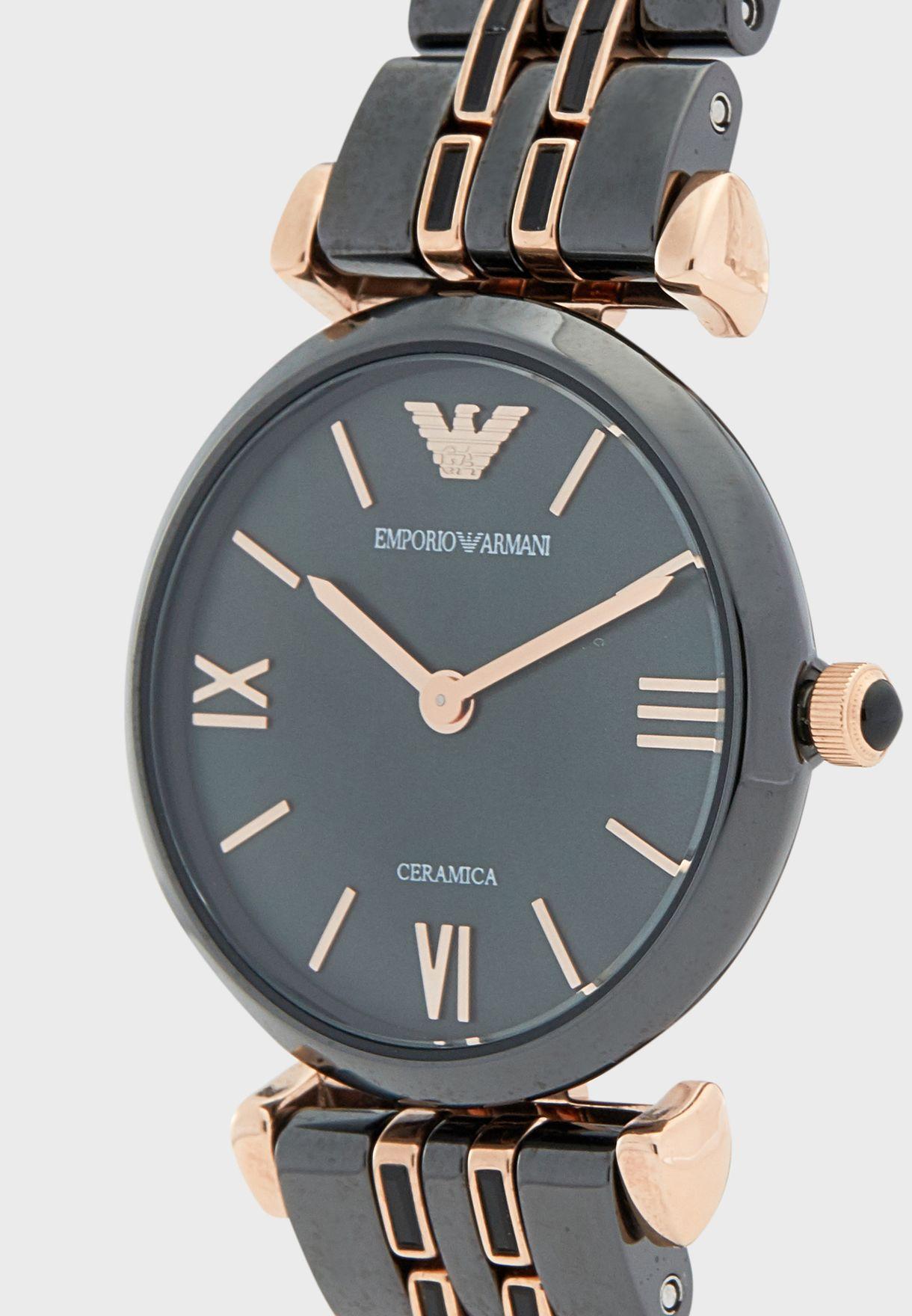 AR70005 Analog Watche