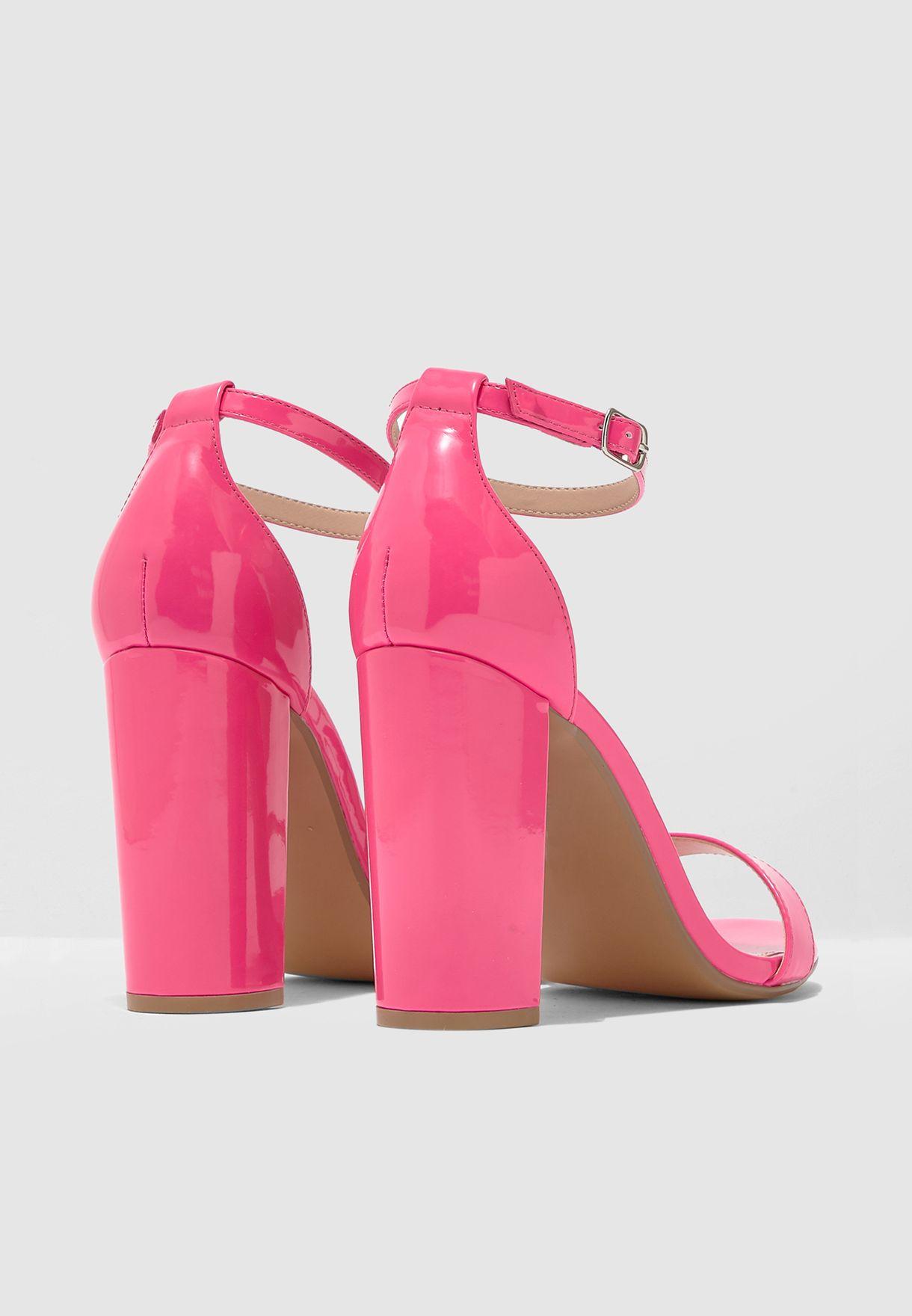 Carrson Heeled Sandals