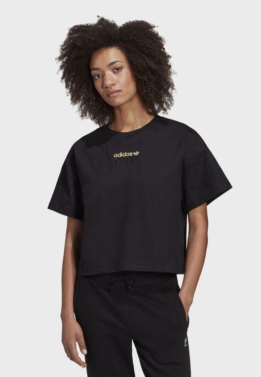 Boxy R.Y.V. Casual Women's T-Shirt