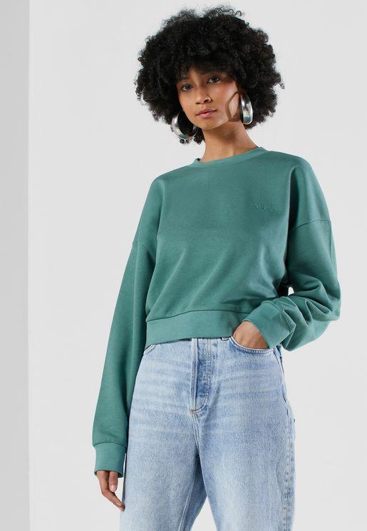 Leon Fleece Sweatshirt
