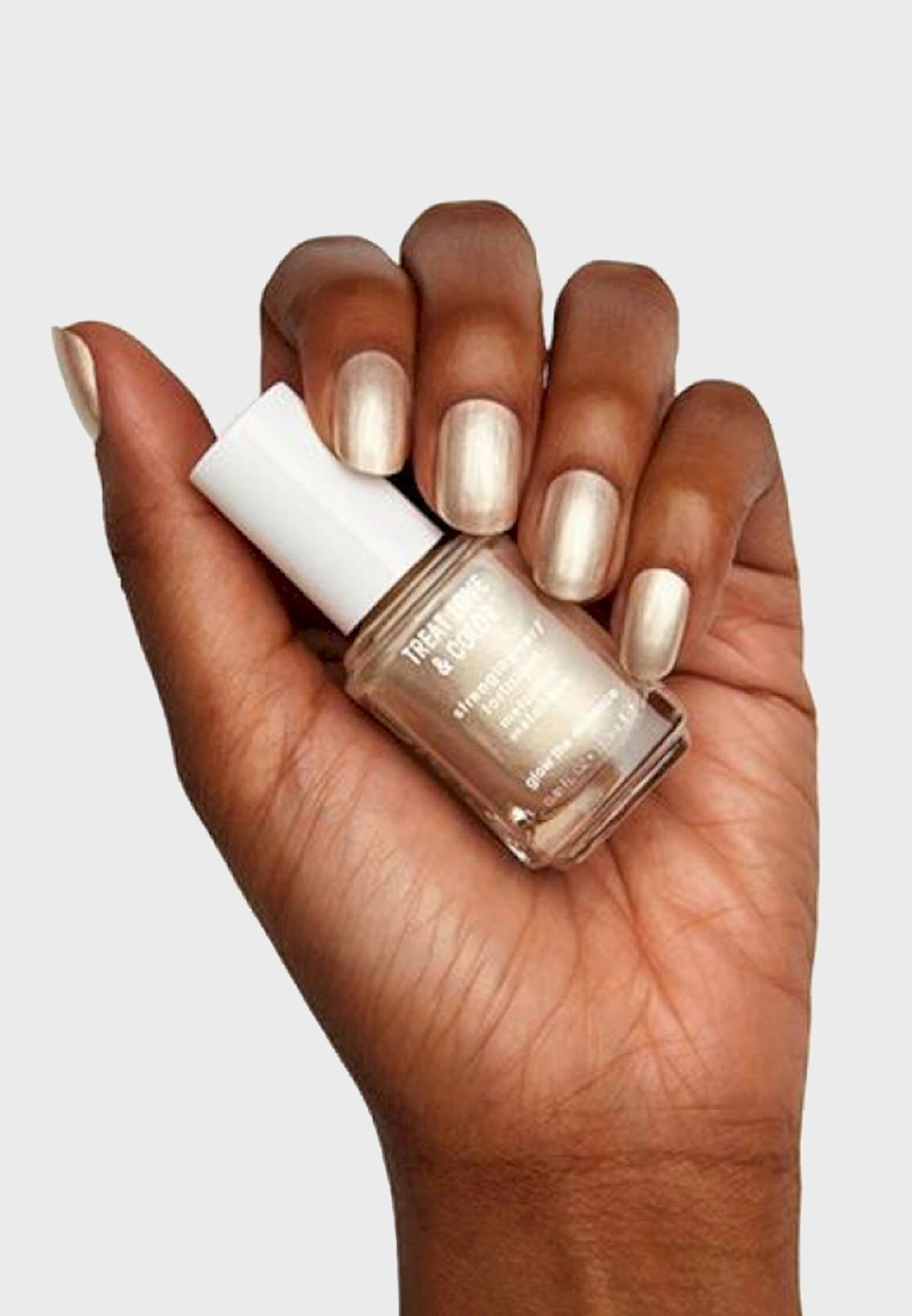 Strengthening Nail Polish - Glow The Distance