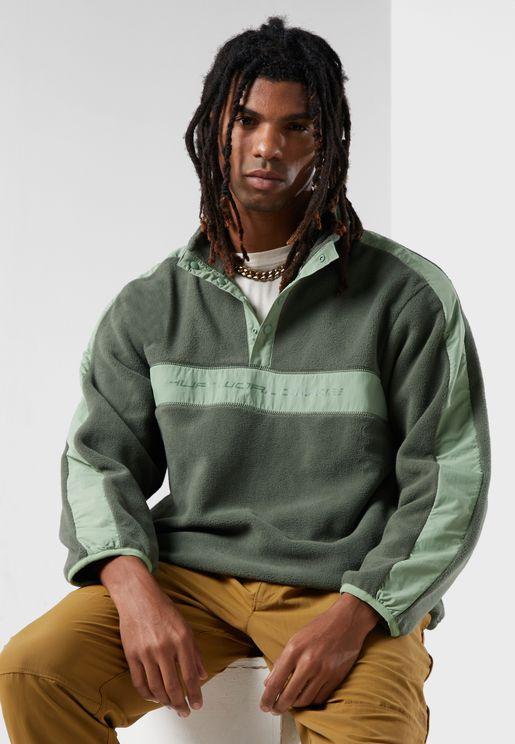 Cascade Fleece Polar Sweatshirt