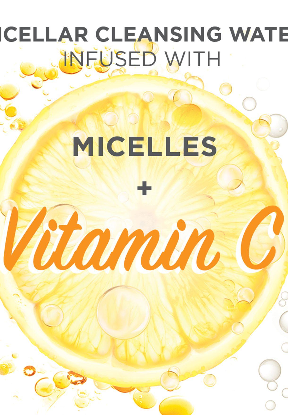Micellar Brightening Water With Vitamin C