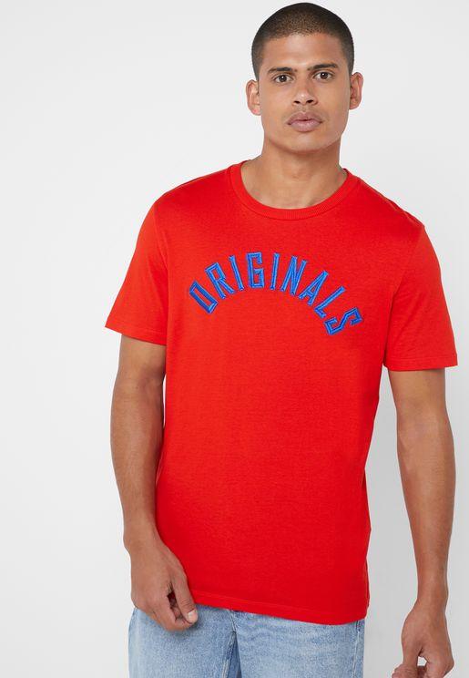 Melvin Crew Neck T-Shirt
