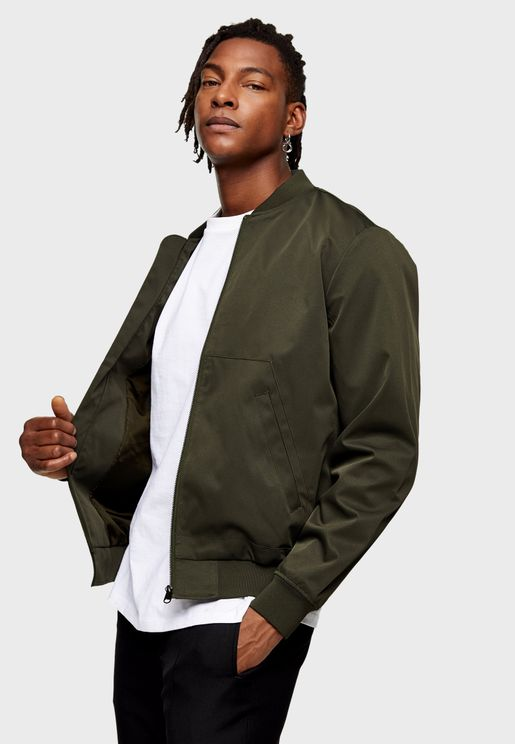 Core Bomber Jacket