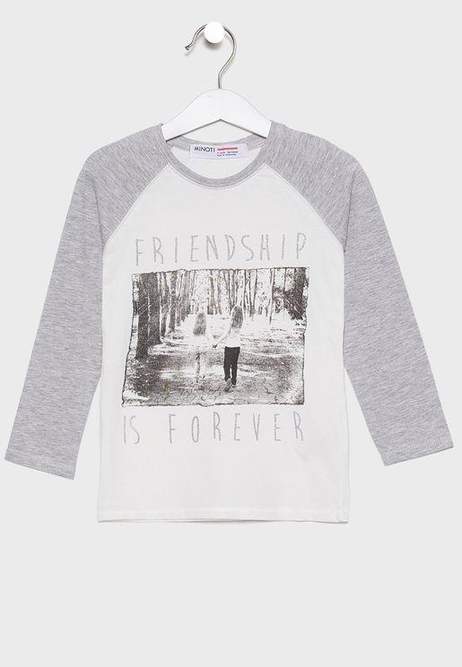 Little Friendship Assorted T-Shirt