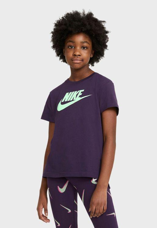 Youth NSW Basic Futura T-Shirt