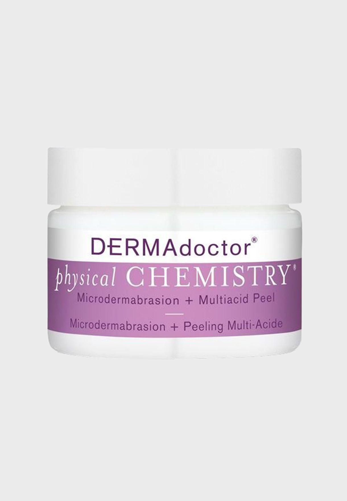 Facial Microdermabrasion + Multiacid Chemical Peel