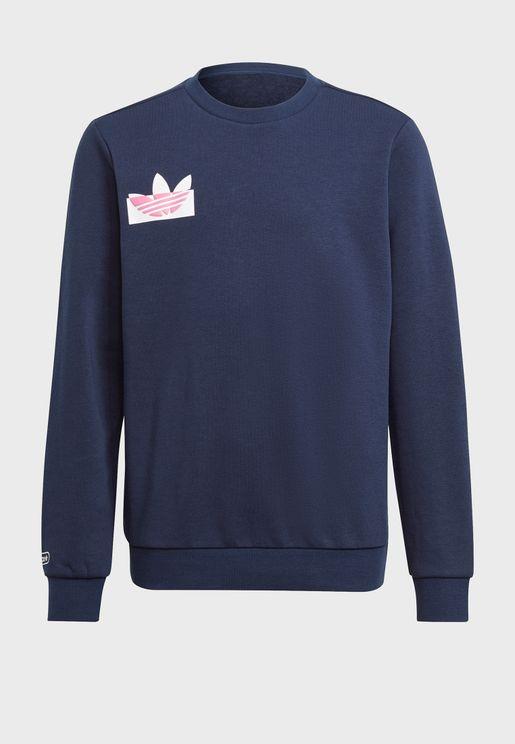 Youth Trefoil Sweatshirt
