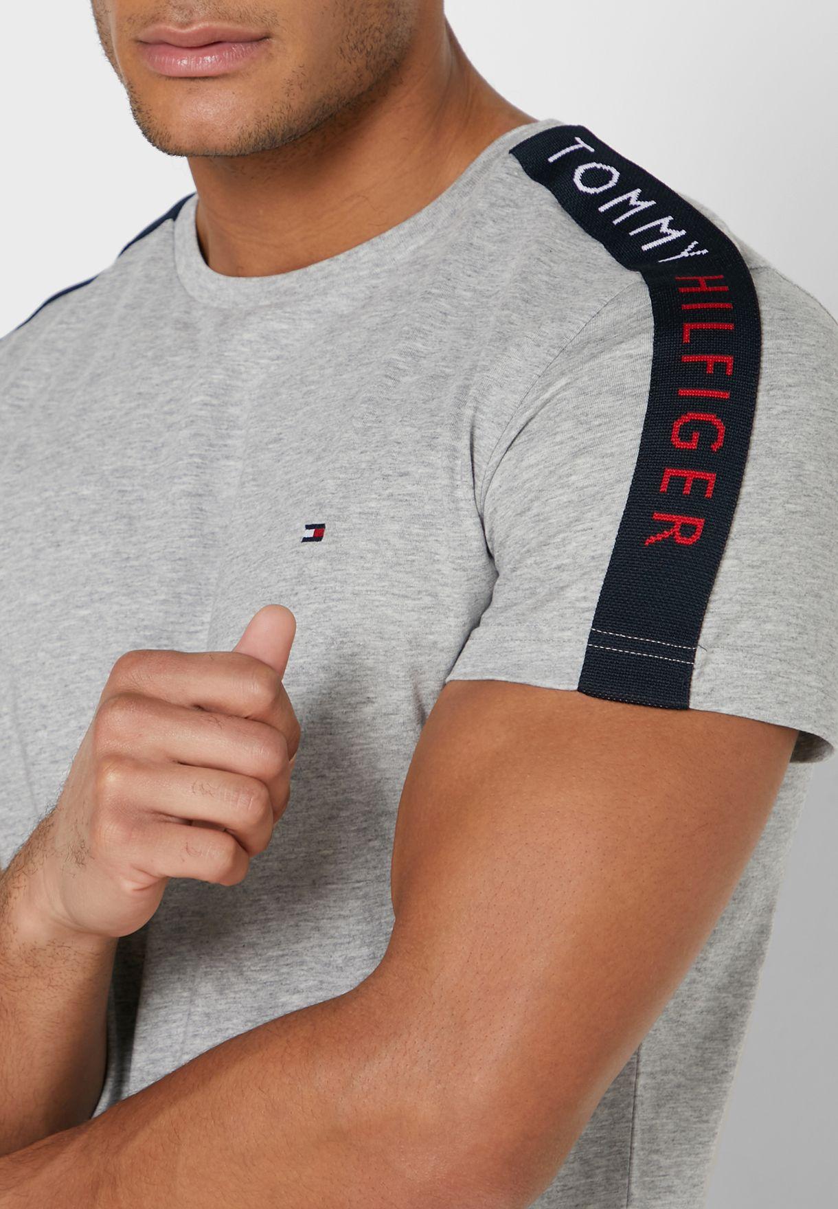 Namshi Exclusive Crew Neck T-Shirt