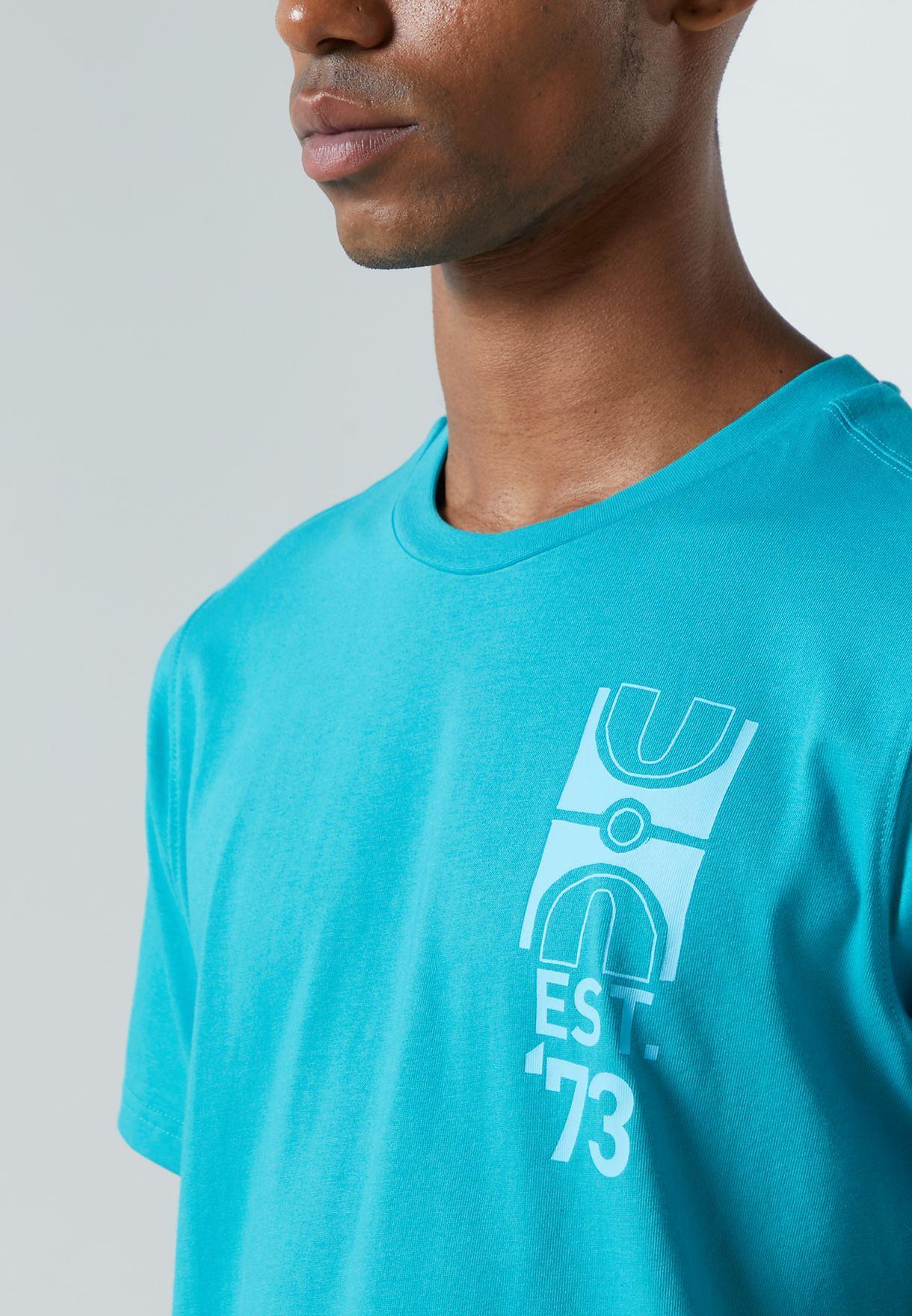 Parquet Street Graphic T-Shirt