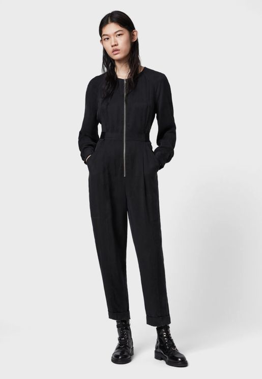 Erin Wide Leg Jumpsuit
